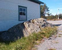 Photo of Devil's Rock, Renews, Southern Shore, NL, taken summer of 2004.; HFNL/Dale Jarvis 2005