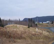 View of the Old Cemetery overlooking Renews Harbour, NL; HFNL/Andrea O'Brien 2005