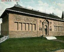 Owens Art Gallery as early as 1900.; Town of Sackville