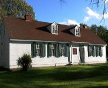 Front Elevation, 2000; Province of Nova Scotia, TPW, 2000