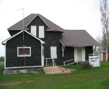 Front elevation; Government of Saskatchewan, Brett Quiring, 2005.