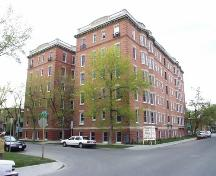 Anderson Apartments Provincial Historic Resource, Calgary (May 2000); Alberta Culture and Community Spirit, Historic Resources Management Branch, 2000