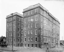 Anderson Apartments Provincial Historic Resource, Calgary (1912); Glenbow Archives, NA-1469-22