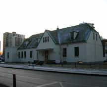 Land Titles Building - Victoria Armouries Provincial Historic Resource, Edmonton (January 2006); Alberta Culture and Community Spirit, Historic Resources Management Branch, 2006