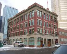 North-West Travellers Building Provincial Historic Resource, Calgary (March 2006); Alberta Culture and Community Spirit, Historic Resources Management Branch, 2006