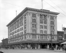Burns Building Provincial Historic Resource, Calgary (1930s); Provincial Archives of Alberta, P.4025