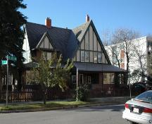 The Nellie McClung House Provincial Historic Resource, Calgary (February 2006); Alberta Culture and Community Spirit, Historic Resources Management Branch, 2006