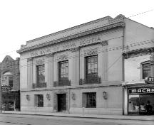 The Bank of Nova Scotia Provincial Historic Resource, Calgary (date unknown); Provincial Archives of Alberta, P.4391