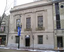 The Bank of Nova Scotia Provincial Historic Resource (March 2006); Alberta Culture and Community Spirit, Historic Resources Management Branch, 2006