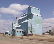 Alberta Wheat Pool Grain Elevator Site Complex Provincial Historic Resource, Leduc (April 2002); Alberta Culture and Community Spirit, Historic Resources Management Branch, 2002