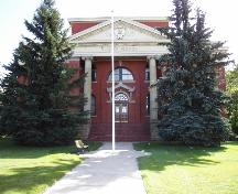 Wetaskiwin Courthouse Provincial Historic Resource (September 2000); Alberta Culture and Community Spirit, Historic Resources Management Branch, 2000