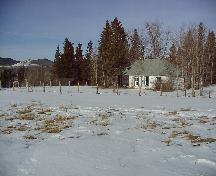 Alequiers Provincial Historic Resource, near Longview (December 2005); Alberta Culture and Community Spirit, Historic Resources Management Branch, 2005