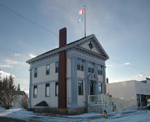 The Canadian Bank of Commerce Building Provincial Historic Resource, Innisfree (February 2006); Alberta Culture and Community Spirit, Historic Resources Management Branch, 2006