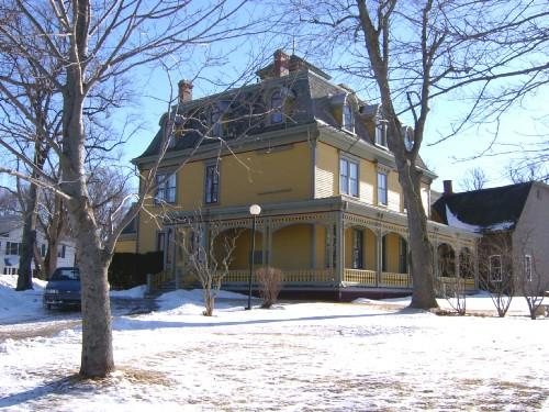 Beaconsfield Historic House
