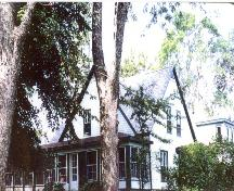Showing southeast elevation; Macphail Foundation, 2005