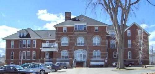 37 Kensington Road / PEI Hospital