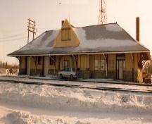 Exterior photo; (Murray Peterson, 1992.)
