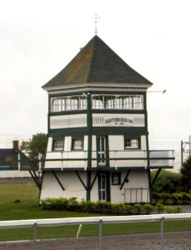 Judges' Stand at Charlottetown Driving Park