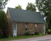 Front elevation, Sullivan Homestead, 2005.; City of Miramichi