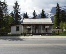 Canmore North West Mounted Police Barracks Provincial Historic Resource (May 2000); Alberta Culture and Community Spirit, Historic Resources Management Branch, 2000