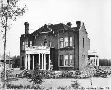 Rutherford House Provincial Historic Resource, Edmonton (1914); Glenbow Archives, NC-6-1028