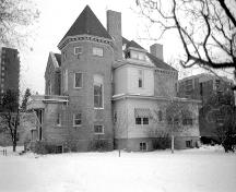 Senator Lougheed Residence Provincial Historic Resource, Calgary (date unknown); Provincial Archives of Alberta, J.4816/1