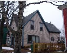 Showing south west elevation; Province of PEI, 2006