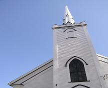 Church Steeple and Spire, 2004; Heritage Division, Nova Scotia Department of Tourism, Culture and Heritage, 2004