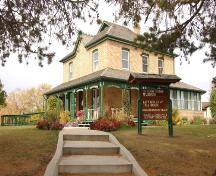 Dr. Henry George Residence Provincial Historic Resource (September 2001); Alberta Culture and Community Spirit, Historic Resources Management Branch, 2001