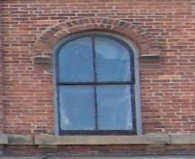 Showing window detail; City of Charlottetown, Natalie Munn, 2006