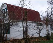 Showing north east elevation; Province of PEI, 2005