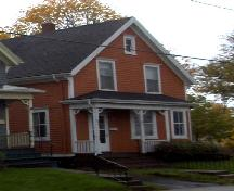 Showing north east elevation; City of Charlottetown, Natalie Munn, 2006