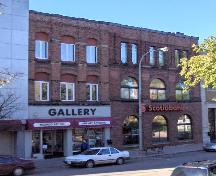 Showing context of building on streetscape; City of Charlottetown, Natalie Munn, 2006