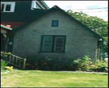 Exterior view of front facade of The Hermitage (Topsail, Conception Bay South, NL), 2004.; 2004 Heritage Foundation of Newfoundland and Labrador