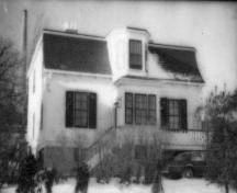 Historic image of Angel House, 146 Hamilton Avenue, taken 1977.; City of St. John's Archives 2006