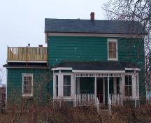 Showing north elevation; Province of PEI, 2006