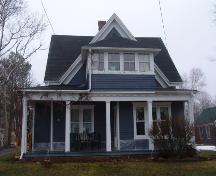 Showing east elevation; Province of PEI, 2006