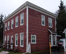 Showing south east elevation; Province of PEI, 2006
