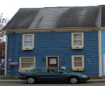 Showing north elevation; City of Charlottetown, Natalie Munn, 2006