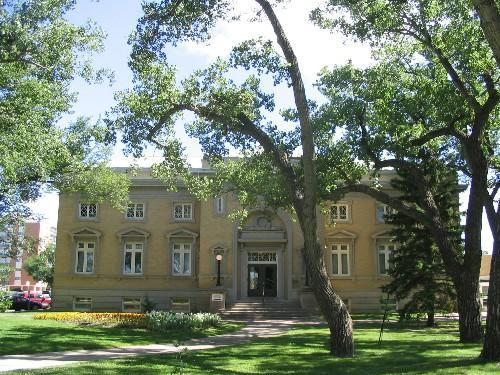 Moose Jaw Public Library, 2004.