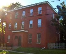 Showing south east elevation; City of Charlottetown, Natalie Munn, 2006