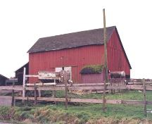 Exterior view of Barn 2004; Corporation of Delta 2004