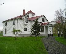 Exterior view, main entrance, 2004; Heritage Division, N.S. Dept. of Tourism, Culture and Heritage, 2004