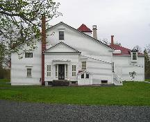 Exterior view, easterly elevation, 2004; Heritage Division, N.S. Dept. of Tourism, Culture and Heritage, 2004