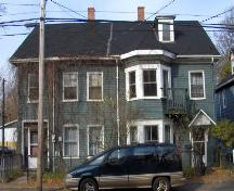 Showing south elevation; City of Charlottetown, Natalie Munn, 2006