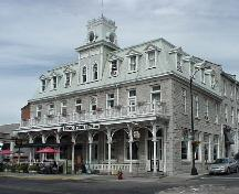 Prince George Hotel, Kingston, July 2000; Ministry of Culture, 2000