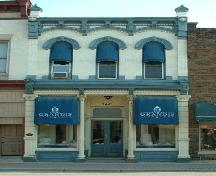Orange Hall, Grandis Jewellers, Petrolia, 2003; Town of Petrolia, 2003