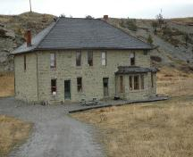 Drewry House Provincial Historic Resource, near Cowley (April 2005); Alberta Culture and Community Spirit, Historic Resources Management Branch, 2005