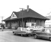 Museum of the Highwood, High River (1964); Town of High River, 1964