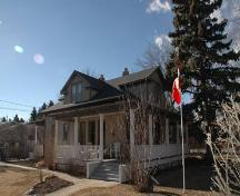 The Clark Residence Provincial Historic Resource, High River (February 2006); Alberta Culture and Community Spirit, Historic Resources Management Branch, 2006